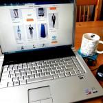 Zweten in een pashokje? Liever online shoppen!