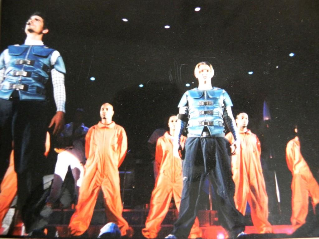 Het BSB concert op 5 juni 1999 in de Arena; ik was erbij!