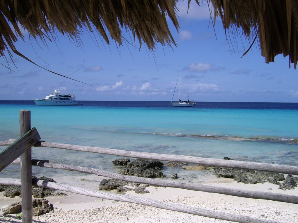 Zweten op Curacao