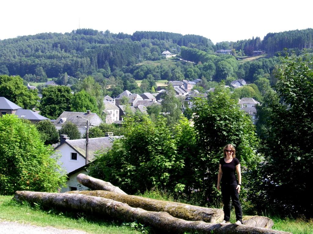 La Roche, kamperen love it