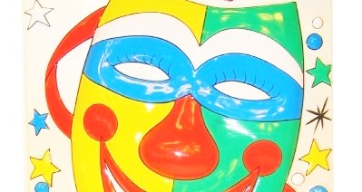make-up, clown, beauty, weinig make-up, lifestyle, lifestyle blog, la log