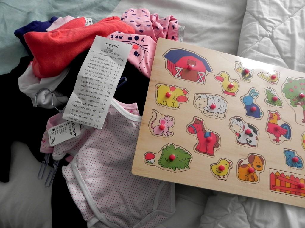 shoplog prenatal, babykleertjes, mamablog, lifestyleblog, La Log