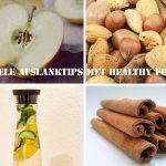Simpele afslanktips: healthy foods die je helpen