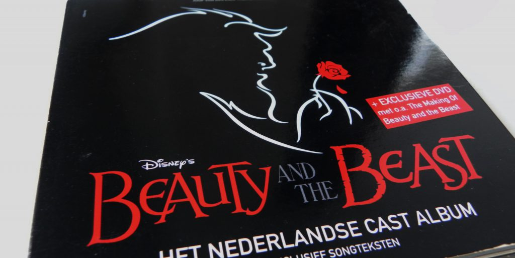 Beauty and the Beast, musical ,blog, circustheater, lifestyleblog, La Log