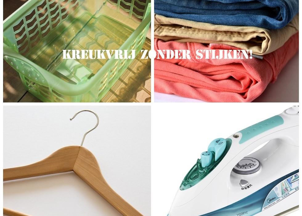 kreukvrij, strijkvrij, strijken, was, huishouden, blog, lifestyleblog, La Log