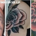Mijn tattoo cover-up! Voor en na…
