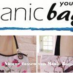 Nieuwe tassen van Manic Bags!