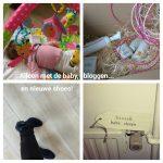 Alleen met de baby, bloggen en nieuwe shoes!
