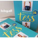 """Winnen: feelgood boek """"Het leven van Tess"""""""