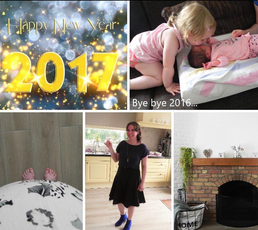 2016, 2017, niew jaar, terugblik, blog, mamablog, La Log