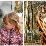 Baby, peuter… dierentuin?