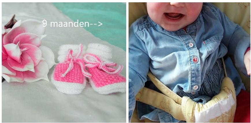 9 maanden, baby, mamablog, blog, lifestyleblog, La Log