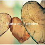 Mama van 2 meiden