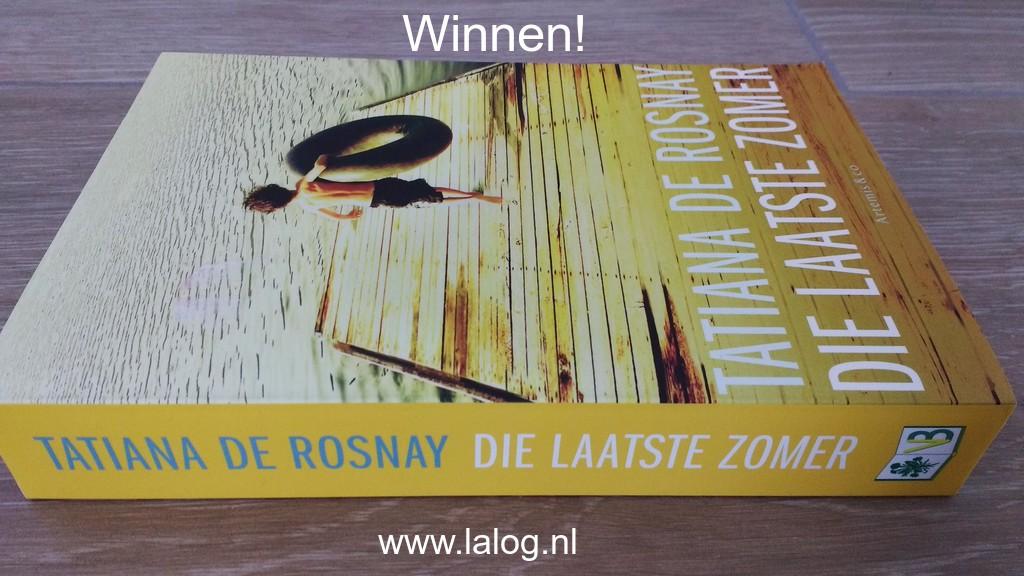 boek winnen, winactie, spannen boek, blog, die laatste zomer, tatiana de rosnay, mamablog, lifestyle blog, La Log