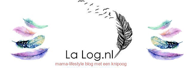 logo La Log, La Log blog, mama-lifestyle blog, mama blog, lifestyle blog, blog met een knipoog