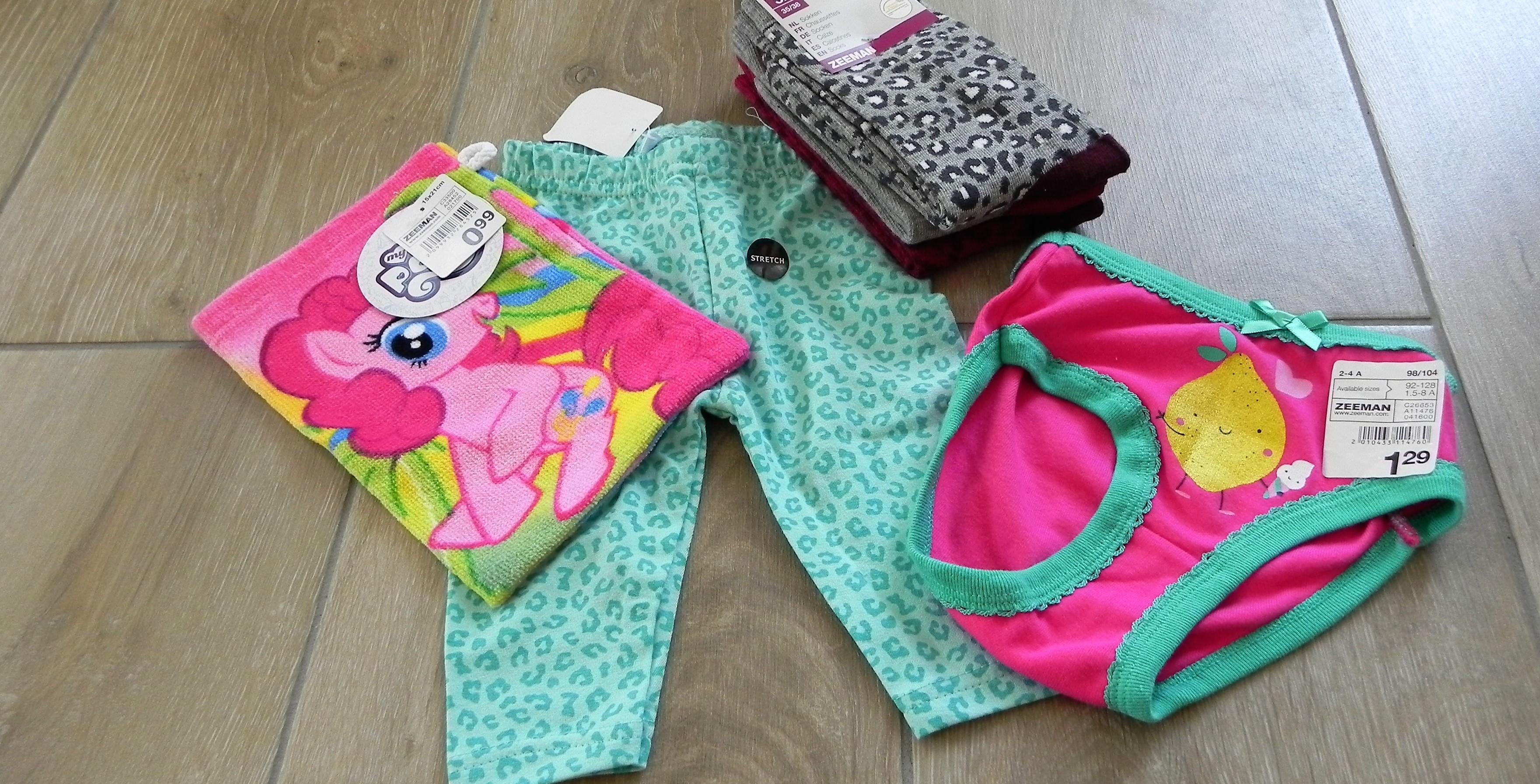 shoplog, Zeeman, zomerkleren kind, kinderkleertjes, blog, mamablog, La Log
