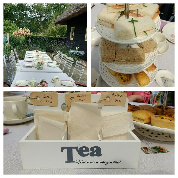 High Tea, 't Buytenhuys, theetuin Rijsbergen, blog, blogger, mama-lifestyle blog, La Log