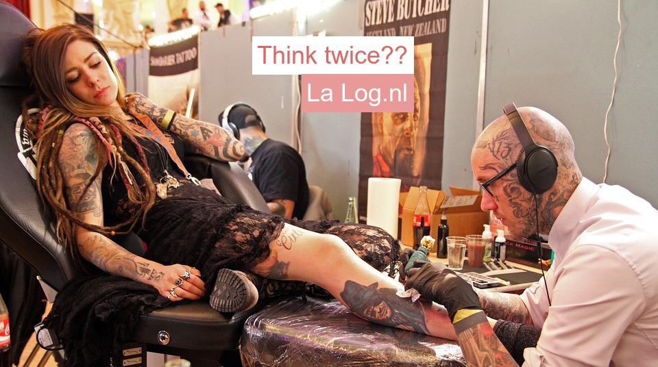 tattoo think twice, tattoo, tattoo wel of niet, blog tattoo, tattoo nemen, tattoo ervaring, tattoo weglasere, tattoo cover-up, lifestyle blog, mama met tattoo's, mama blog, mama-lifestyle blog, La Log, La Log.nl