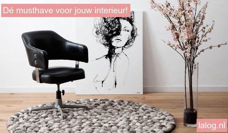 Dé musthave voor elk interieur! | La Log.nl