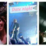 Date night: Metallica concert en klappen krijgen