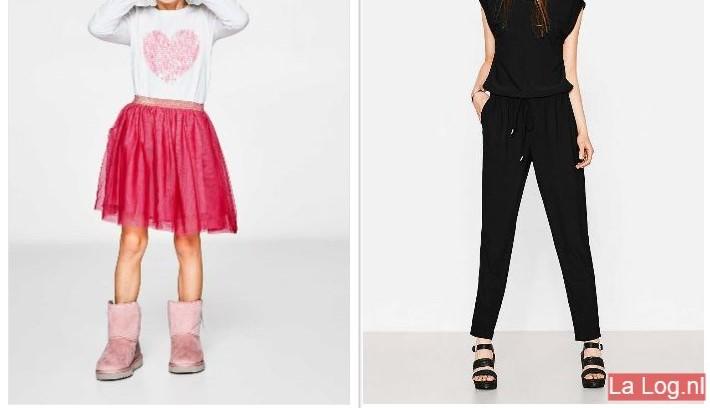 hippe outfits voor mama en kind
