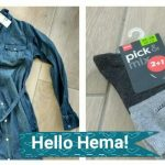 Shoplog Hema: leuks voor ladies!