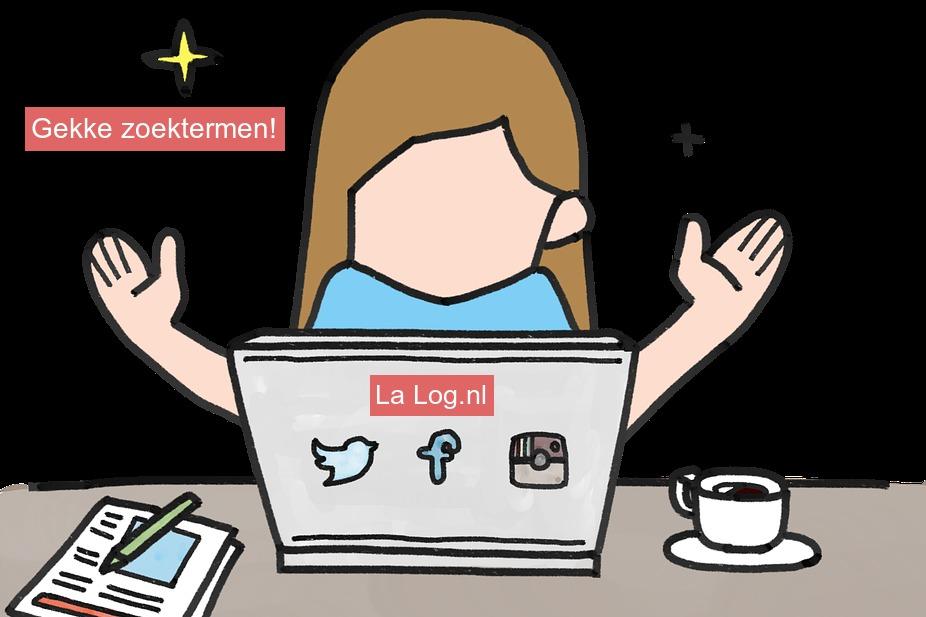 zoektermen, gekke zoektermen, zoektermen blog, blog, lifestyle blog, mama blog, mama-lifestyle blog, La Log.nl