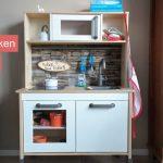 Make-over: het Ikea keukentje