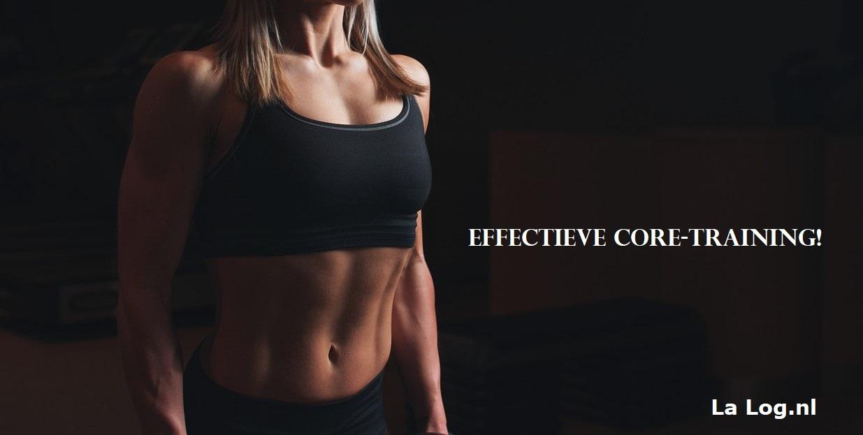 dit is de meest effectieve en leukste core training