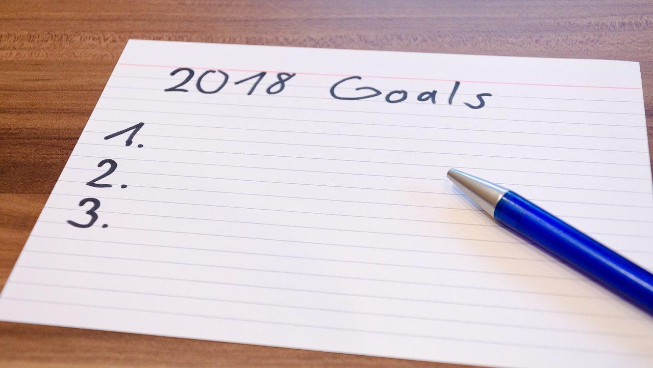 2018, goede voornemens, nieuw jaar, doel, goals, blog, personal, mamablog, mamalifestyle blog, La Log, lalog.nl