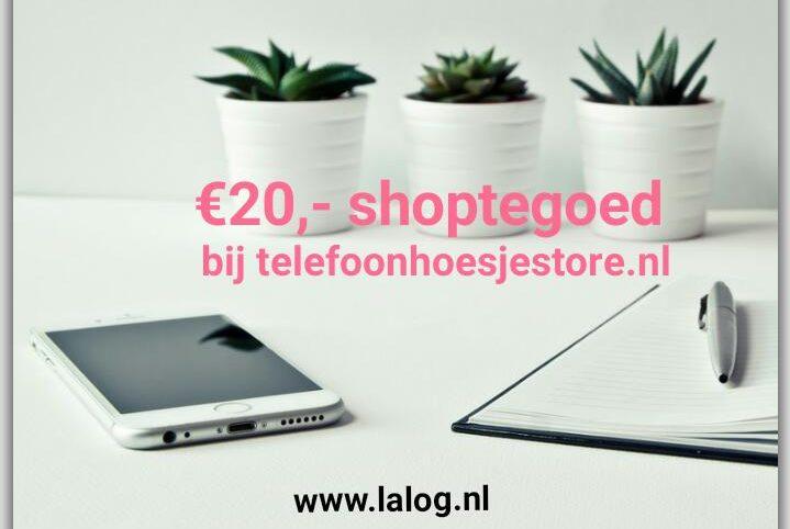 winactie, winactie blog, uitslag winactie, mamablog, blog, telefoonhoesje, shoptegoed, mamablog, mamalifestyle blog, la log, La Log.nl