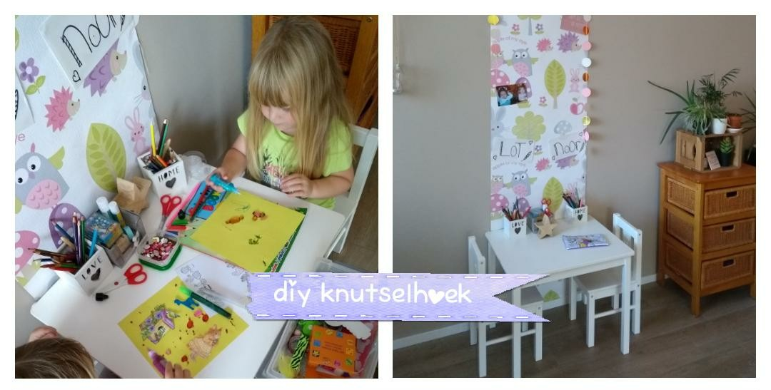 diy, knutselhoek, kids hoek, kinderhoek, knutselen, spelen, interieur, wonen, huiskamer, do it yourself, blog, blogger, mamablog, mamablogger, lalog, lalogblog