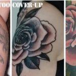 Mijn tattoo cover-up! Voor en na…