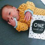 Baby nieuws… hij is geboren!